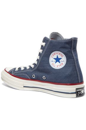 CONVERSE Denim high-top sneakers
