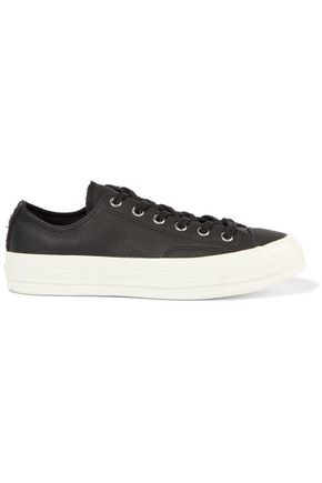 CONVERSE 1970s Chuck Taylor All Star leather and suede sneakers