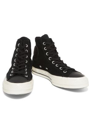 CONVERSE Corduroy high-top sneakers