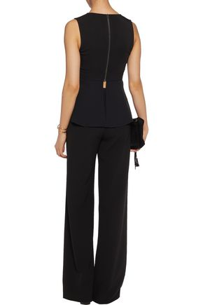 A.L.C. Leigh crepe top