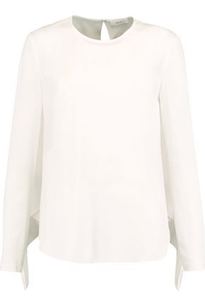 A.L.C. Sally silk crepe de chine top