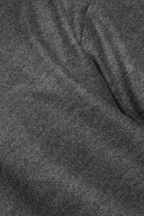 GOAT Wool-blend turtleneck top