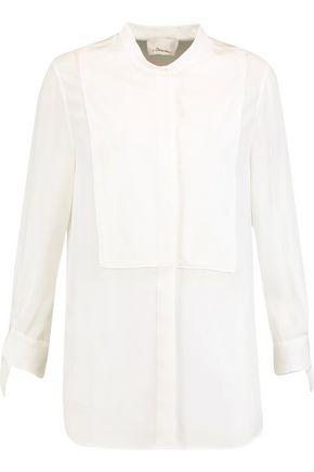 3.1 PHILLIP LIM Silk-chiffon shirt