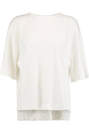DION LEE Crepe top