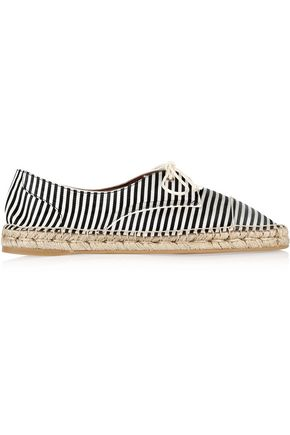TABITHA SIMMONS Dolly printed canvas espadrille sneakers