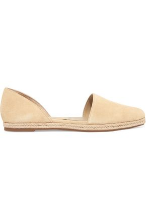 Corey Suede Espadrilles by Michael Kors Collection