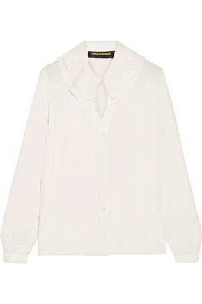 VANESSA SEWARD Silk crepe de chine blouse