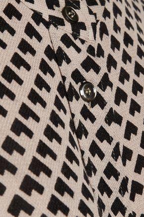 VANESSA SEWARD Bamboo printed wool shirt