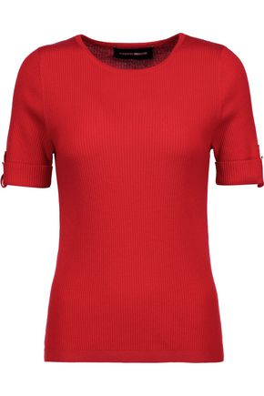 VANESSA SEWARD Ribbed merino wool top