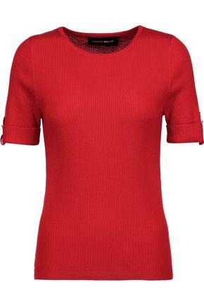 VANESSA SEWARD Ribbed merino wool top