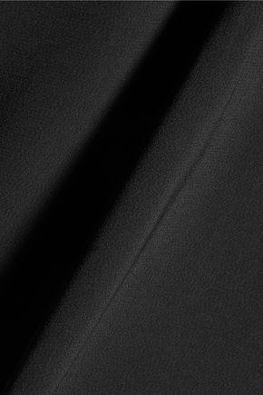 ACNE STUDIOS Clair split-back cady top