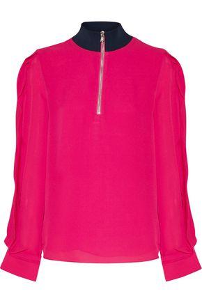 3.1 PHILLIP LIM Silk crepe de chine blouse