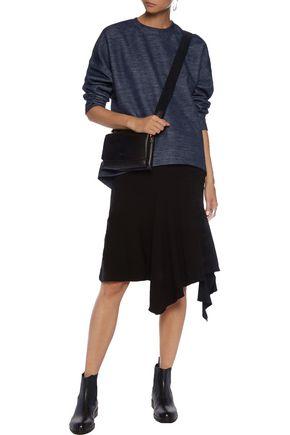 DKNY Slub jersey sweatshirt