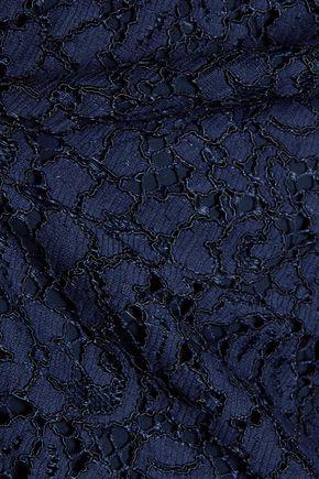RACHEL ZOE Oliver corded lace top