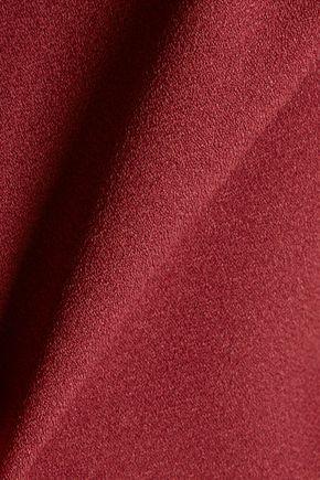 A.P.C. Riviera crepe blouse