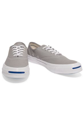 CONVERSE JACK PURCELL Jack Purcell Signature canvas sneakers