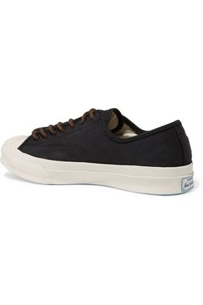 CONVERSE Jack Purcell Signature nubuck sneakers
