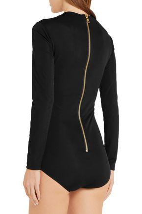 BALMAIN Stretch-jersey bodysuit