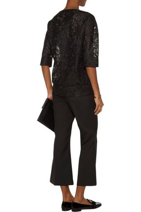 TOMAS MAIER Lace top