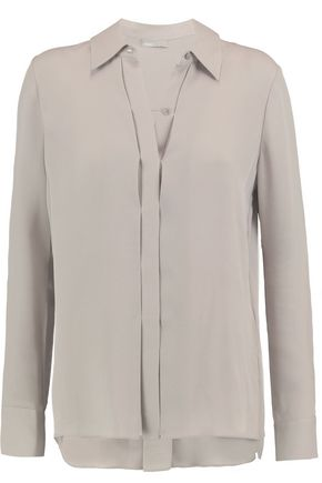 VINCE. Silk shirt