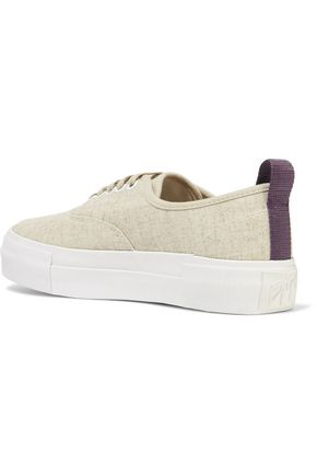 EYTYS Mother woven platform sneakers