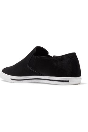 MARC JACOBS Delancey calf hair sneakers