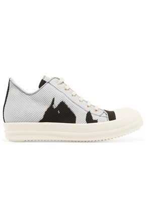 RICK OWENS DRKSHDW leather sneakers