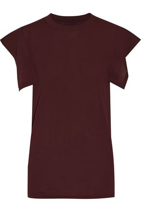 ISABEL MARANT Scotty cotton-blend top