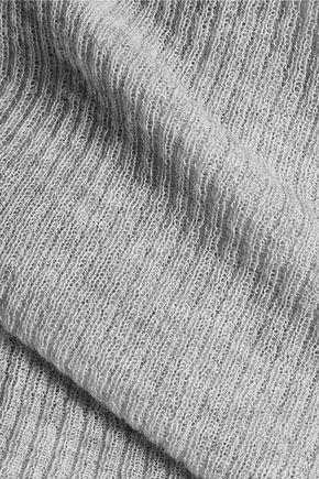 ISABEL MARANT Sheldon ribbed cotton-blend top