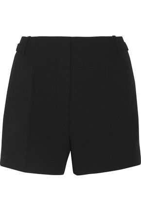 T by ALEXANDER WANG Crepe shorts