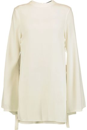 ELLERY Belted crepe tunic