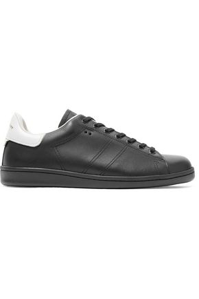 ISABEL MARANT ÉTOILE Bart two-tone leather sneakers