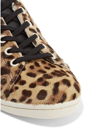 3c278f64ddc3 Bart printed calf hair sneakers   ISABEL MARANT ÉTOILE   Sale up to ...