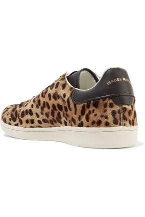 eb22b71d208b Bart printed calf hair sneakers | ISABEL MARANT ÉTOILE | Sale up to ...