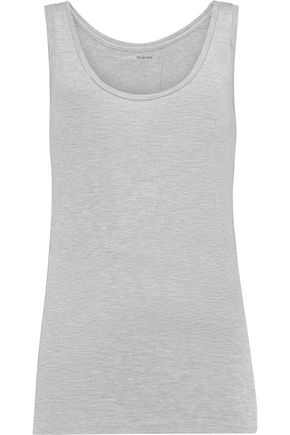 MAJESTIC Stretch-jersey tank