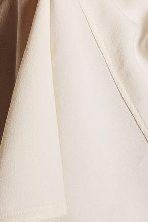 PROENZA SCHOULER Asymmetric crepe top