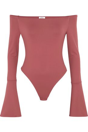 ALIX Stretch-jersey bodysuit