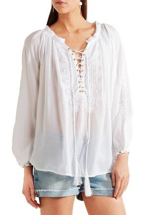 Lowest Price Free Shipping Limited Edition SHIRTS - Blouses Melissa Odabash Sale Big Sale hC2L4pt