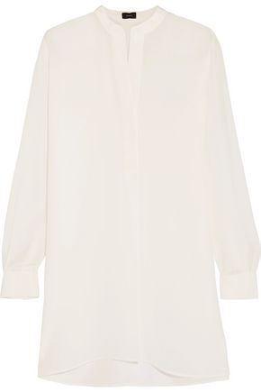 Dara Silk Crepe De Chine Blouse by Joseph