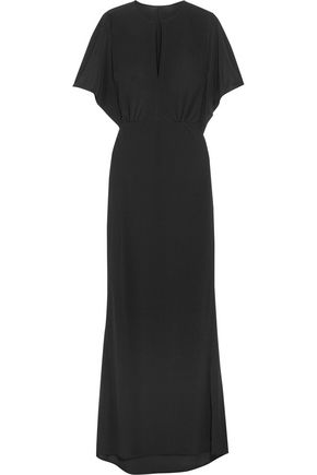 NORMA KAMALI Obie stretch-jersey maxi dress