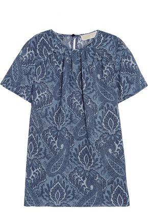 MICHAEL MICHAEL KORS Printed chiffon top