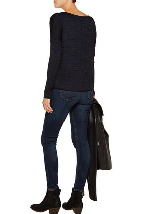 RAG & BONE Theo stretch-jersey top