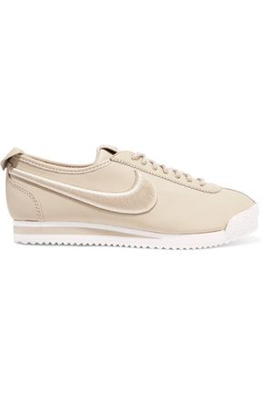 NIKE Cortez 72 SI embroidered leather sneakers