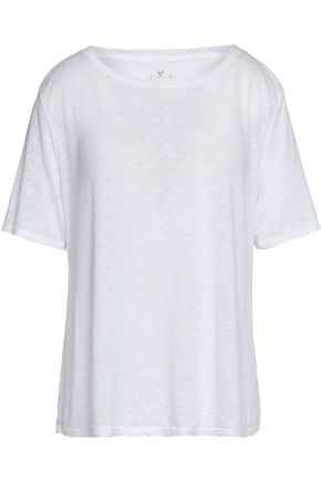 VELVET by GRAHAM & SPENCER Cotton-blend T-shirt