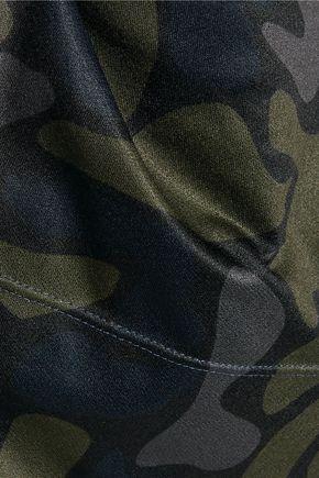 Y-3 + adidas Originals printed stretch-cotton tank