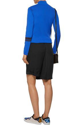 Y-3 + adidas Originals layered jersey shorts