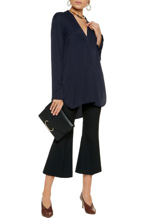 BY MALENE BIRGER Kantinese knitted top