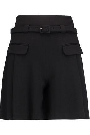 DIANE VON FURSTENBERG Chapman crepe shorts