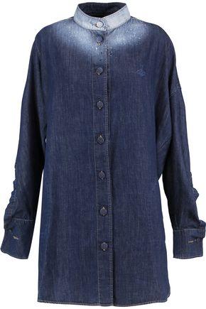 VIVIENNE WESTWOOD ANGLOMANIA Etudes denim shirt