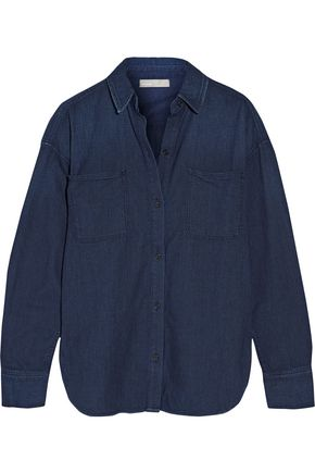 VINCE. Denim shirt